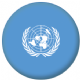 United Nations 58mm Mirror Keyring